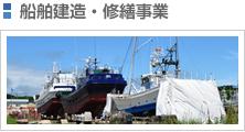 船舶建造・修繕事業